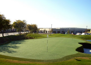 Synthetic turf not maintenance-free
