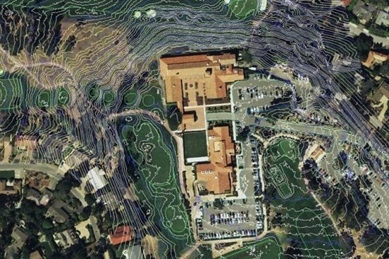 3D modelling firm to produce maps for Monterey Peninsula renovation