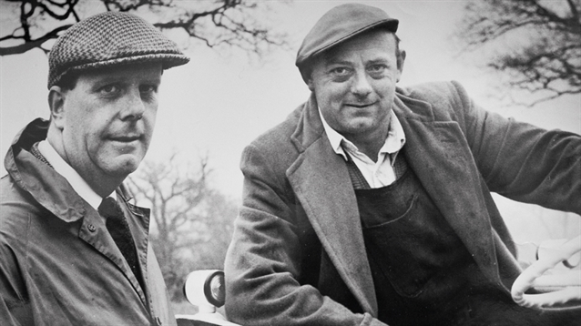 Rediscovering one of English golf's forgotten men