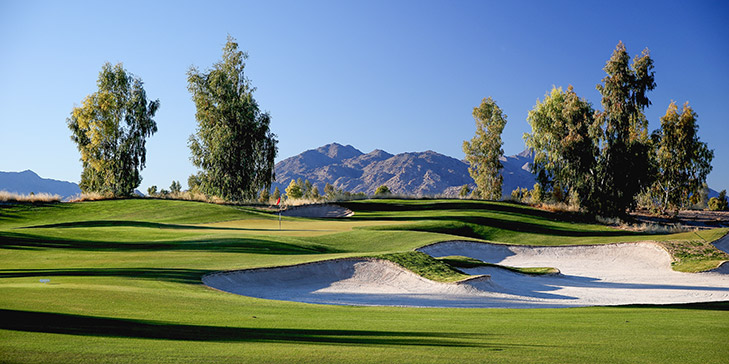 Renovation work begins at Ak-Chin Southern Dunes Golf Club