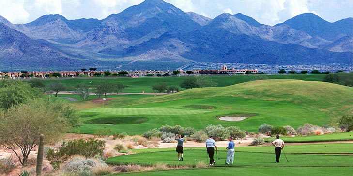 Weiskopf nears completion of TPC Scottsdale's Stadium Course renovation