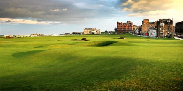 Renewed sustainability certification from GEO for St Andrews Links