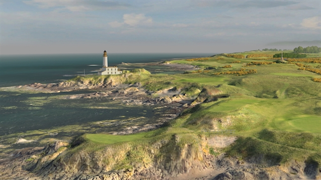 Ebert speaks on plans for Trump's Turnberry revolution