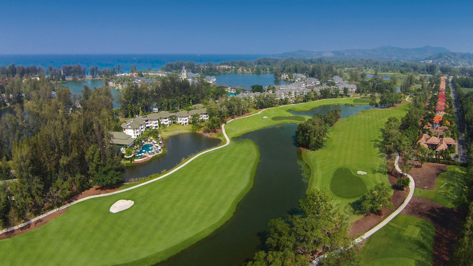 Creating a sustainable resort course in a tropical paradise