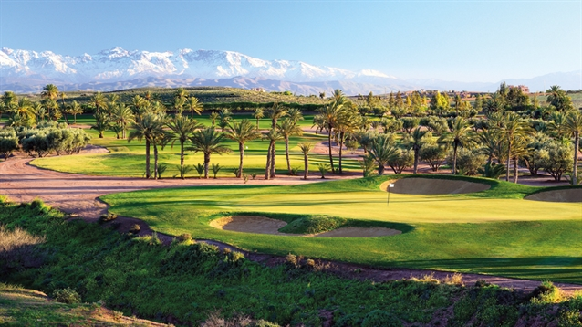 Niall Cameron's strong design debut at Assoufid Golf Club