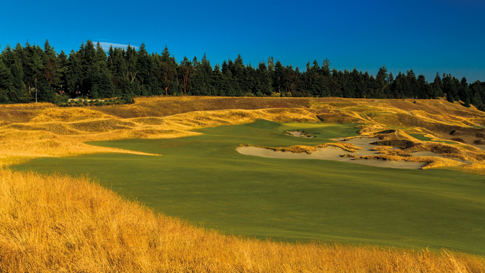 Why Chambers Bay is different from any previous US Open host course