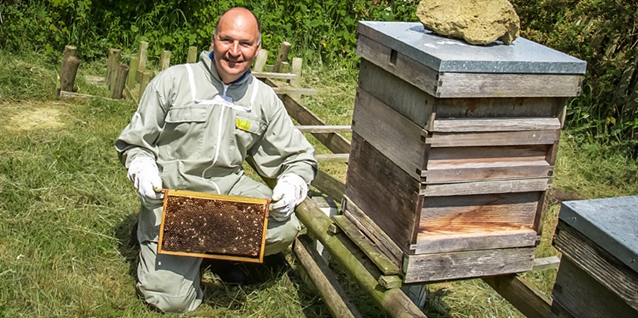South Essex Golf Centre serves up locally produced honey