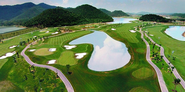 BRG Legend Hill Golf Resort opens for play in Vietnam