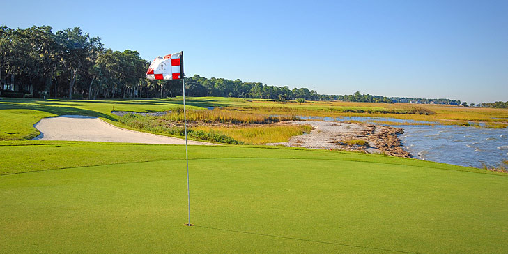 Renovation work at Harbour Town Golf Links nears completion