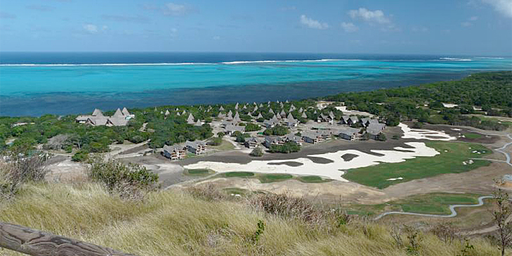 Exclusiv Golf Deva course opens for play in New Caledonia