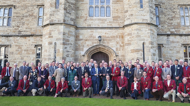 Architects take in four historic UK courses as part of EIGCA study tour