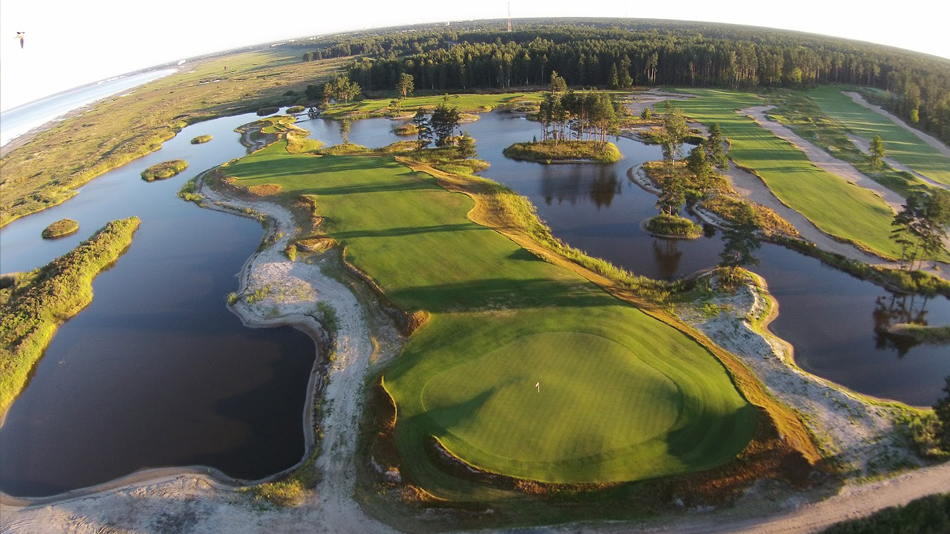 First links course in the Baltic region opens for play