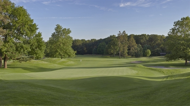 Major renovation work gets underway at TPC River Highlands