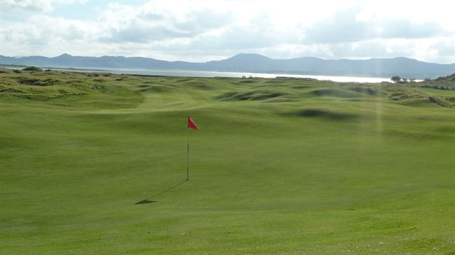 Five year redevelopment aims to transform Strandhill links