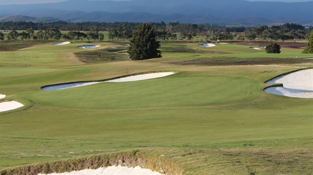 Official opening of new Eastern Golf Club course takes place in Australia