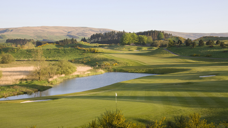 PGA Centenary at Gleneagles selected as host course for 2019 Solheim Cup