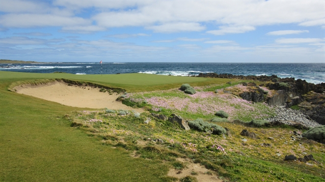 Cape Wickham and Ocean Dunes courses open for play