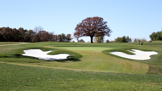 Redesign of Keth Memorial Golf Course reaches completion