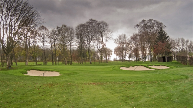 Infinite Variety hired to restore Colt bunkering at Aachener Golfclub