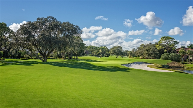 Heron course at The Oaks reopens following Fry/Straka's renovation
