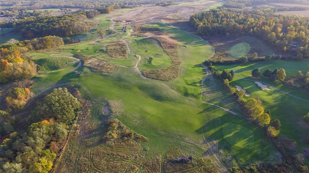 New course at Gull Lake View nearing completion ahead of 2016 opening