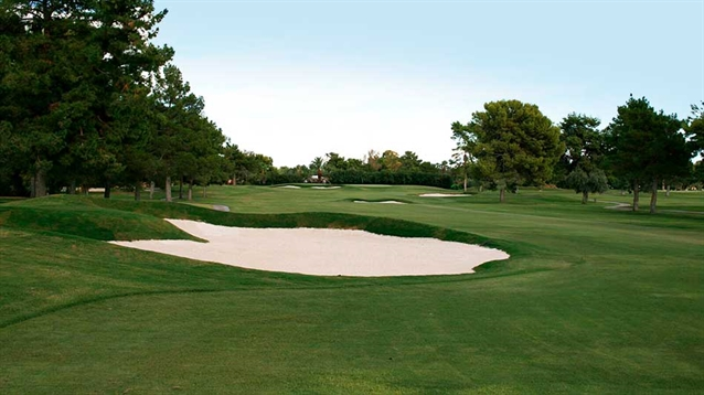 Wigwam Resort ready for tournament play following Lehman's bunker reno