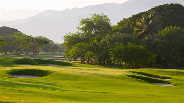 First nine holes open at new Vidanta Nuevo Vallarta course