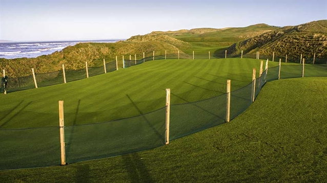 Restoring the ground game at Ballybunion's Old course