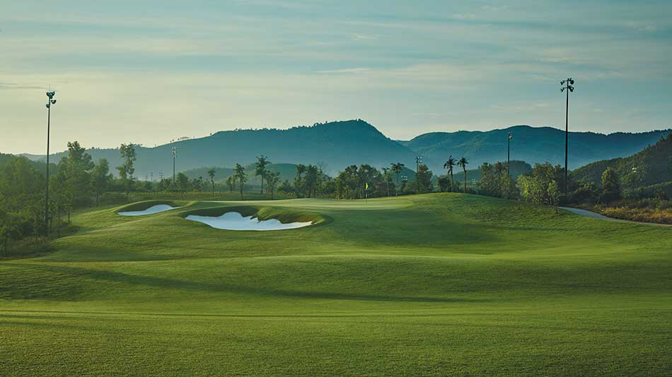 New golf course to open for play in Vietnam this April