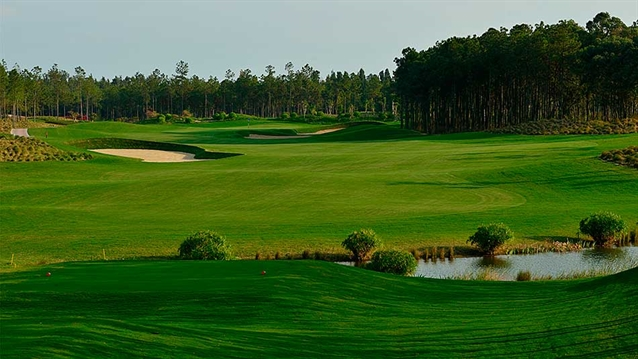 Blue Bay International course opens for play in south-west China