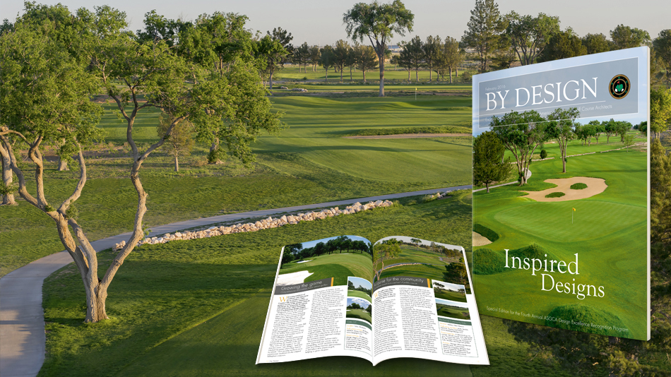 Special edition of By Design highlights innovative golf course projects