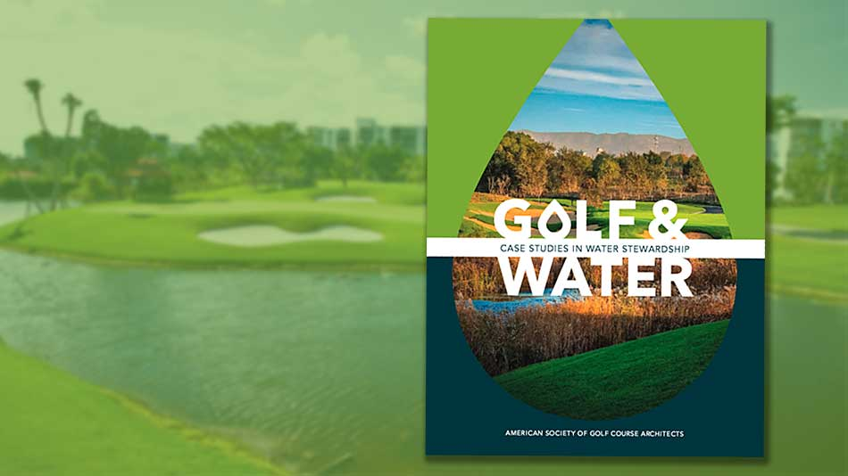 ASGCA launches new water use and stewardship book