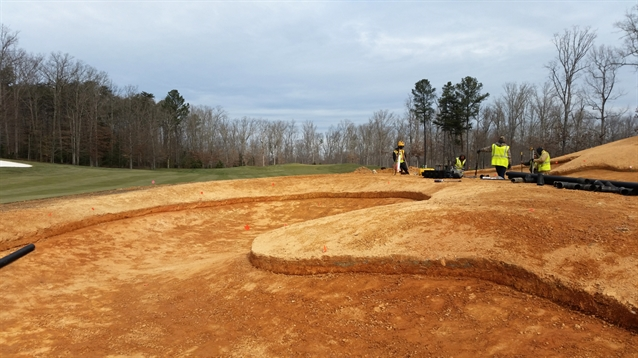 Renovation work gets underway on course at Kinloch Golf Club