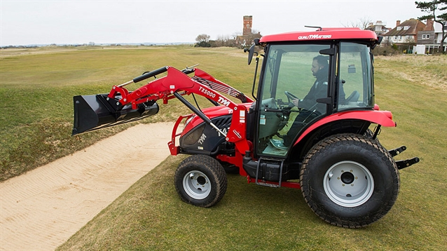 Littlestone Golf Club purchases fleet of Toro machinery