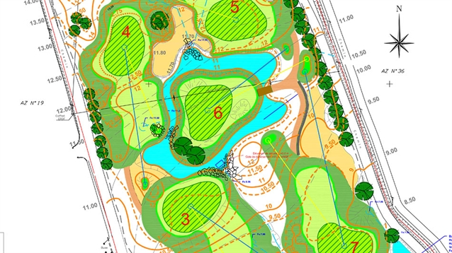 New course to be built using Southwest Greens synthetic turf