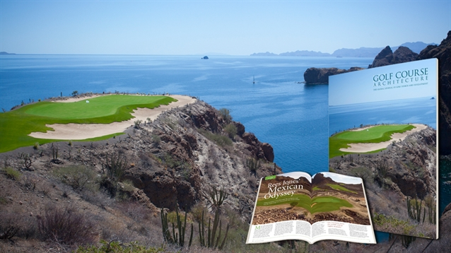 Issue 44 of Golf Course Architecture is out now