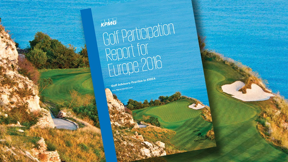 Golf participation in Europe is 'stable', says KPMG