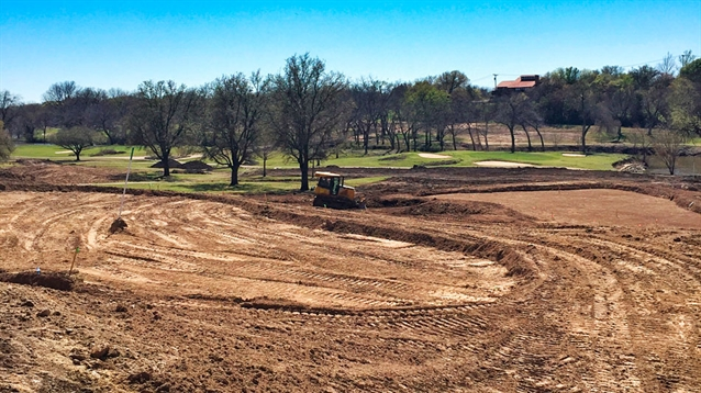 Colligan Golf Design leads restoration work at Squaw Creek GC
