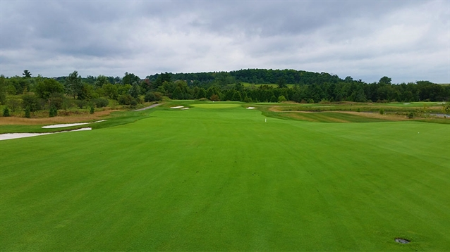 Official opening of new Lebovic Golf Club takes place in Canada