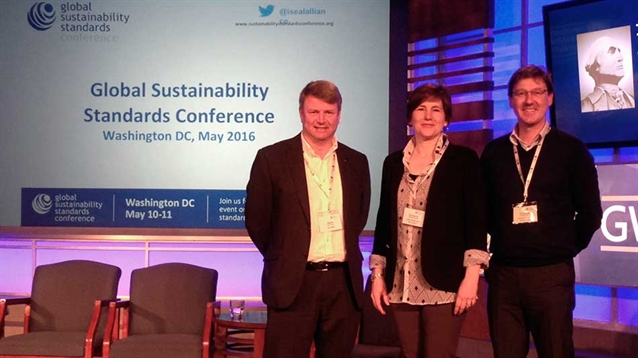 Golf industry highlighted at Global Sustainability Standards Conference
