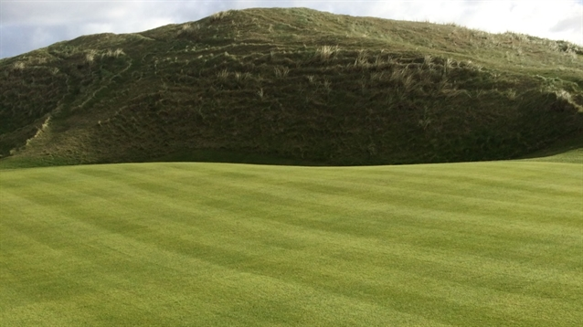 Golfers enjoying renovated course at Ballybunion Golf Club