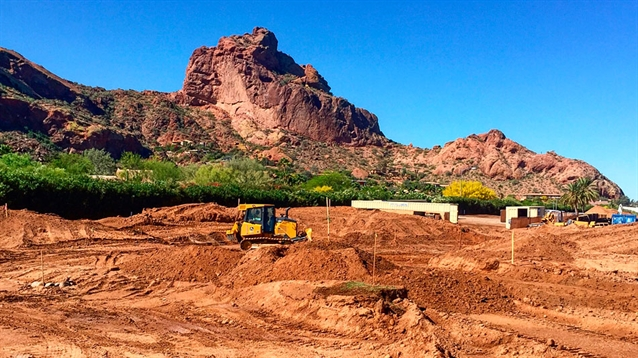 Forrest Richardson leads major project at Arizona's Mountain Shadows