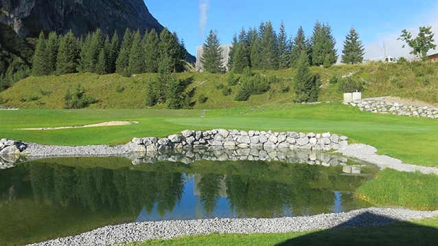 New nine hole course to open in Austrian Alps this summer