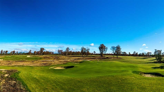 Opening date set for Tom Doak's new reversible course