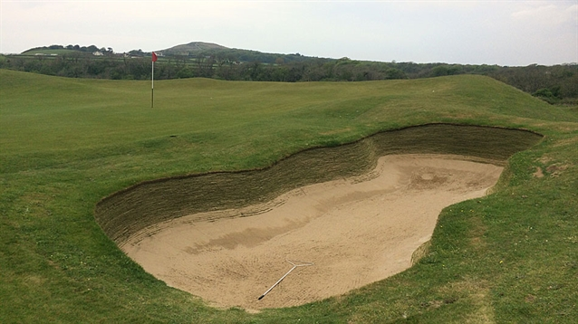 Pennard bunker renovation on track for winter completion