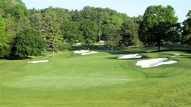 Fry/Straka completes renovation project at Hunt Valley Golf Club
