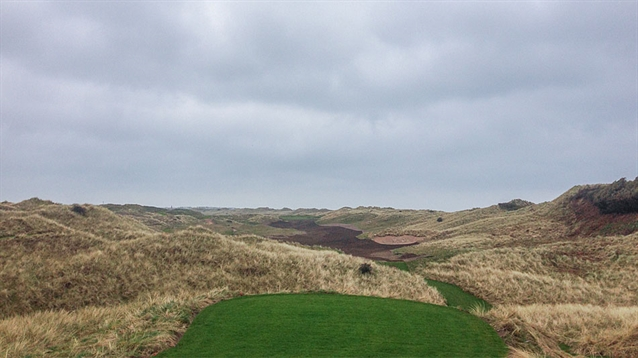 Portrush Open preparatory work approaches completion