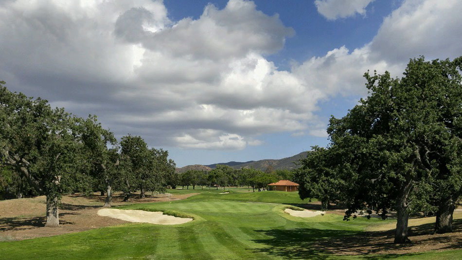 Fry/Straka completes project at Los Robles Greens municipal course