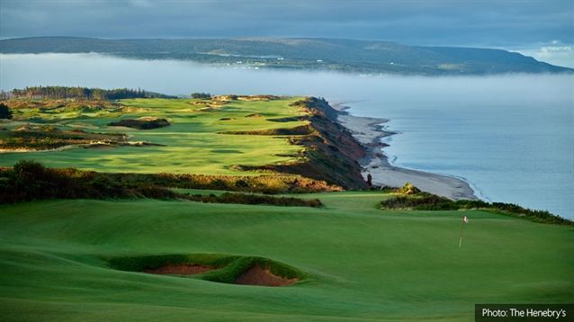 Cabot Cliffs course at Cabot Links officially opens for play