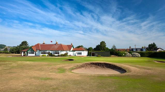 Elements of James Braid's original design being restored at Scotscraig GC